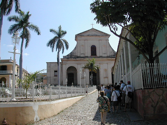 Parroquial Mayor church