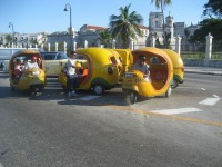 A Guide to the Local Transportation in Cuba