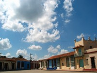 UNESCO World Heritage Sites in Cuba: The historic center of Camagey 