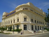 The best theatres in Havana