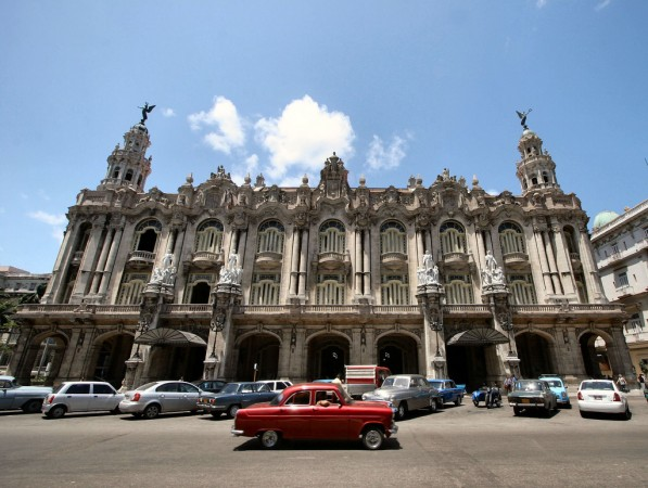 Great Theatre of Havana, photo by exfordy/Flickr