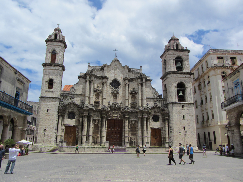 Unesco world heritage sites old havana and its fortifications cuba
