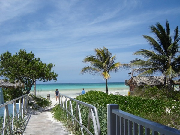 Cayo Coco beach oknidius/Flickr