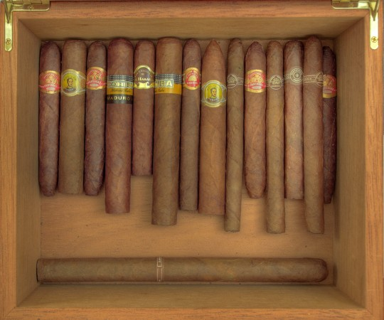 Cuban cigars alexbrn/Flickr