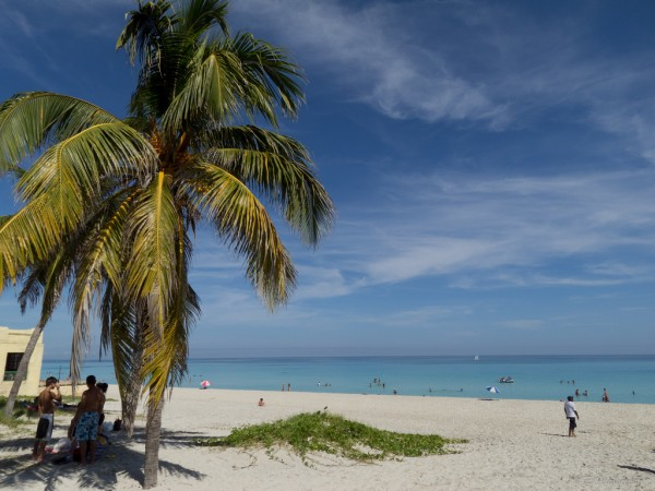 Less crowded beach at Varadero Manu_H/Flickr