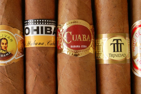 Some Cuban cigar brands alexbrn/Flickr
