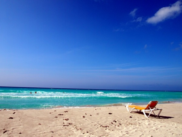 Varadero beach kudumomo/Flickr