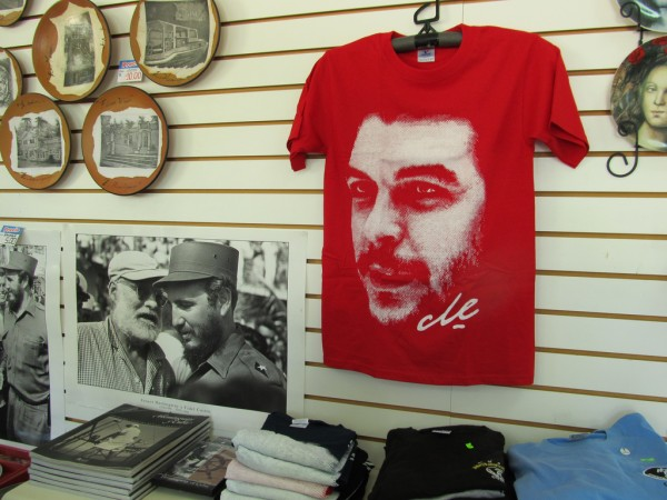 Che T-shirt NatalieMaynor/Flickr