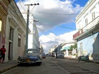 Typical street of Cienfuegos Mikelo/Flickr