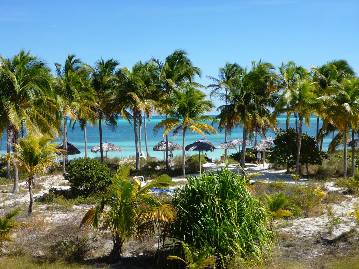View over Cayo Guillermo beach ©d.neuman/Flickr