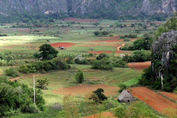 View over the Vinales Valley ruffin_ready/Flickr