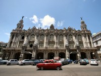 Architectural jewels of Havana