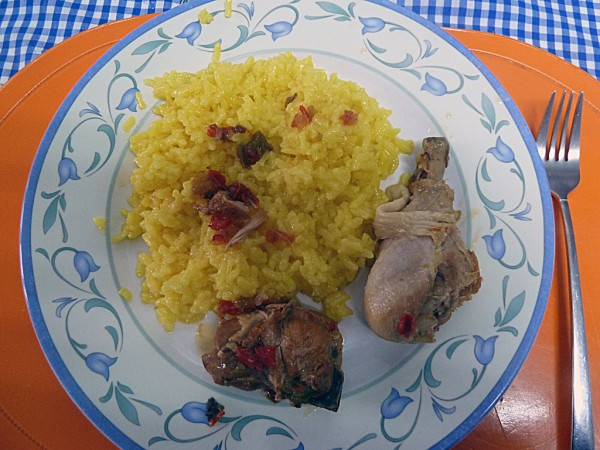 Arroz con pollo Gonmi/Flickr