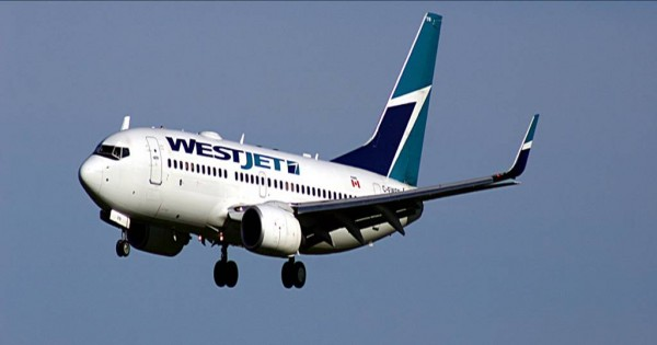 Westjet Martin Cathrae/Flickr
