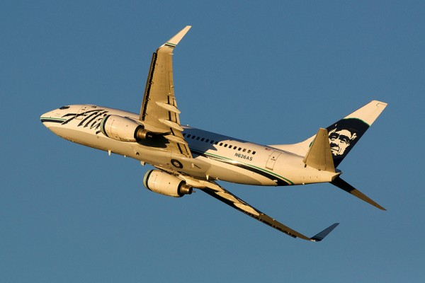 Alaska Airlines aircraft